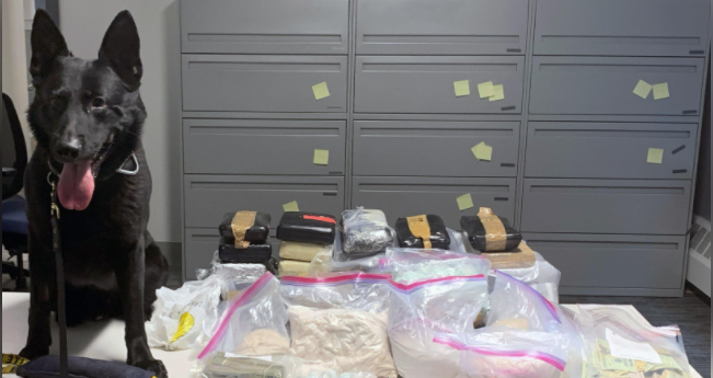 Several Million Dollars' Worth of Narcotics Including Fentanyl Seized in Mount Vernon